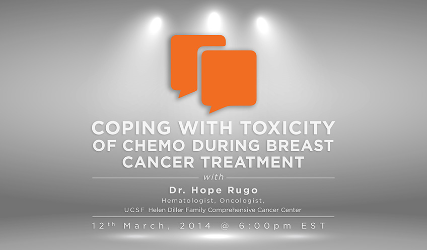 Coping w/ Toxicity of Chemo During Breast Cancer Treatment w/ Dr. Hope Rugo