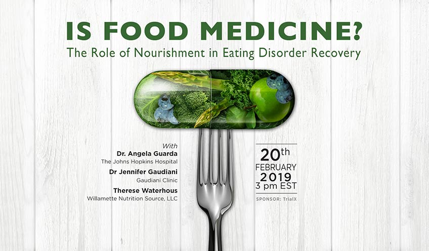 Is Food Medicine? The Role of Nourishment in Eating Disorder Recovery
