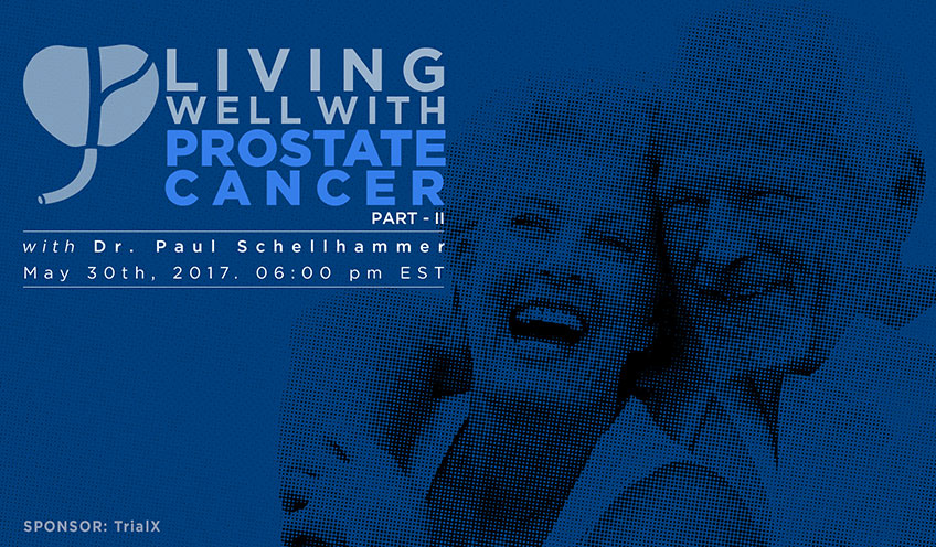 Living well with Prostate Cancer – Part 2