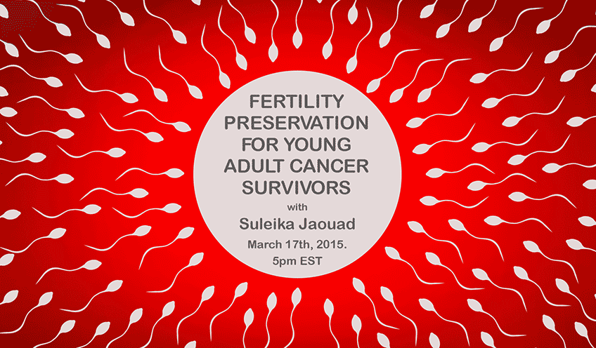 Fertility Preservation for Young Adult Cancer Survivors with Suleika Jaouad