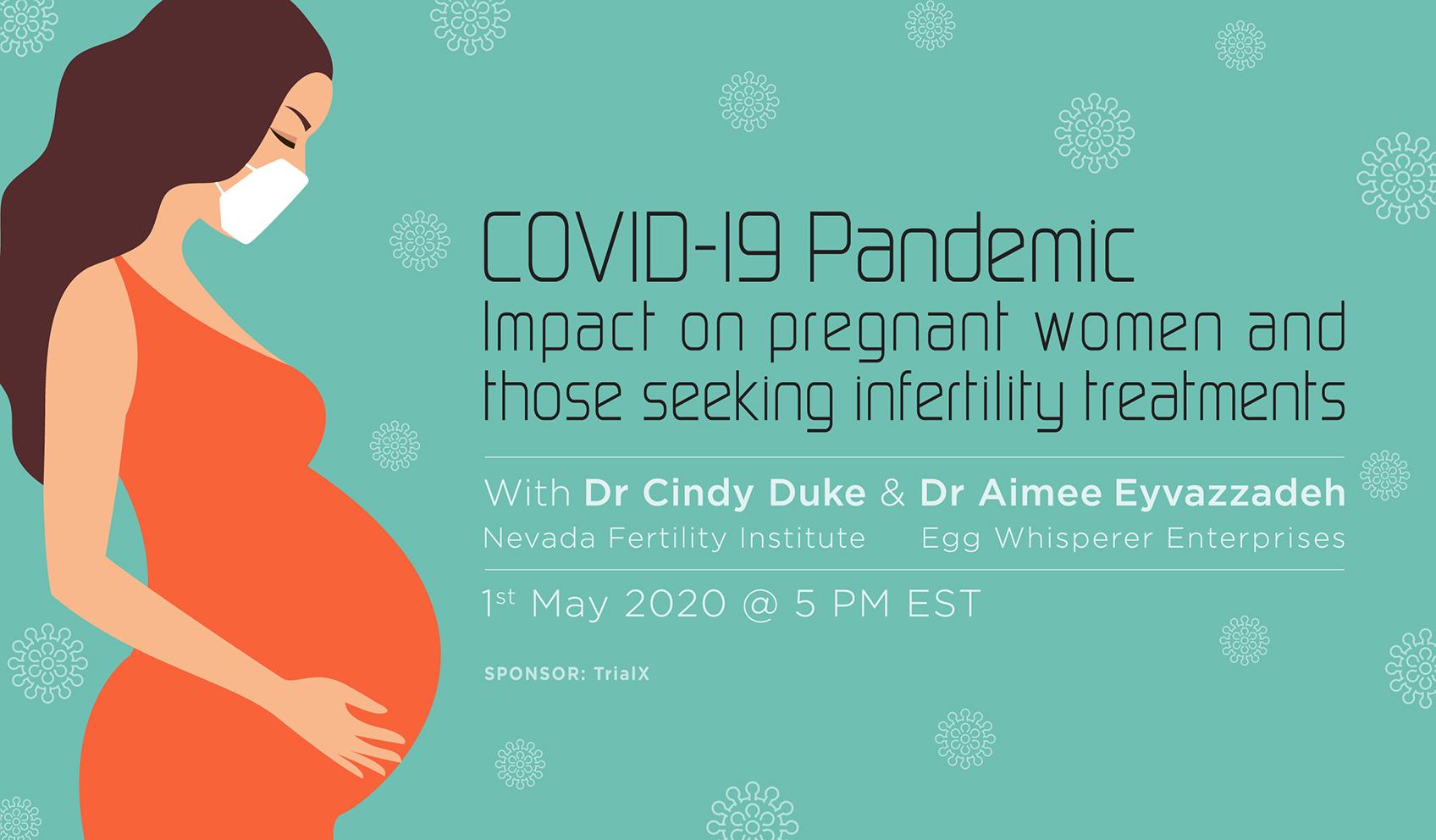 COVID19 Pandemic – Impact on Pregnant Women and Those Seeking Infertility Treatments