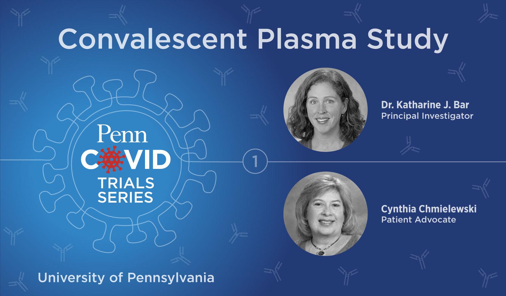 Covid 19 Convalescent Plasma Study
